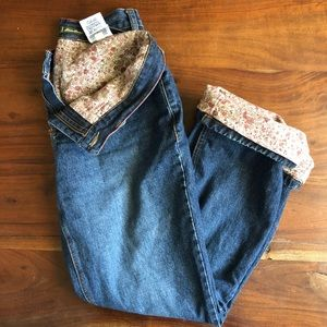 CCO * Eddie Bauer Lined Jeans